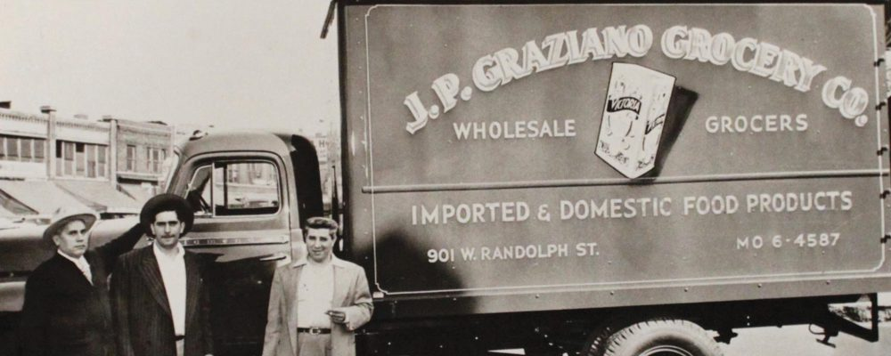 J.P. Graziano Grocery – Wholesale Grocers